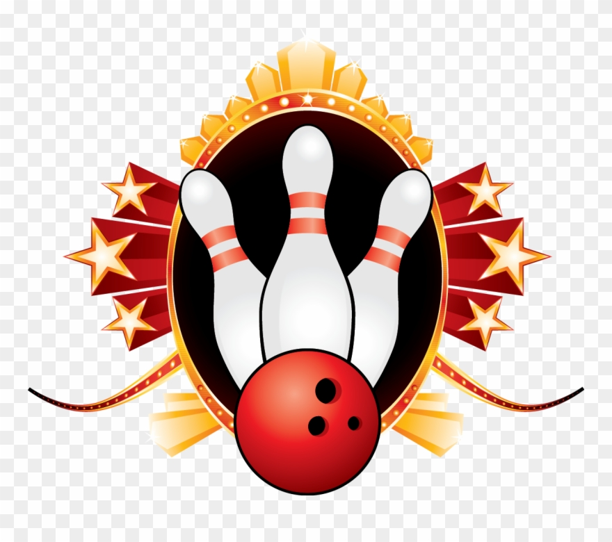 Bowling logo clipart freeuse stock Bowling - Wii Bowling Png Clipart (#398227) - PinClipart freeuse stock