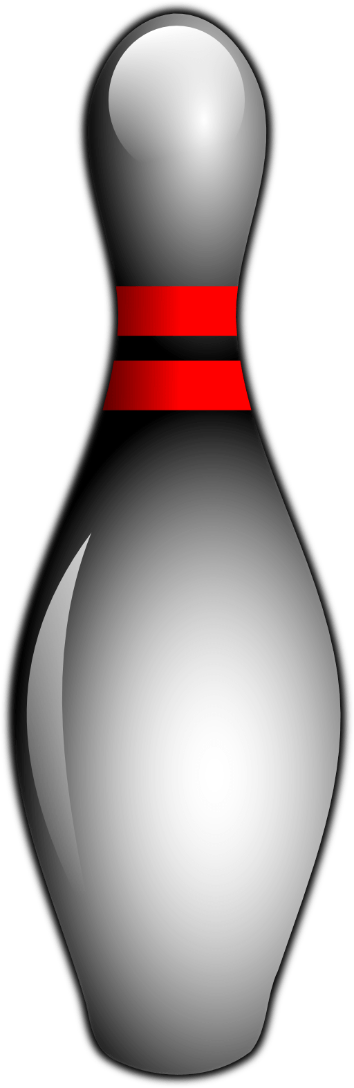 Bowling pin wearing crown clipart clip free library Bowling Pin Cartoon Group (63+) clip free library