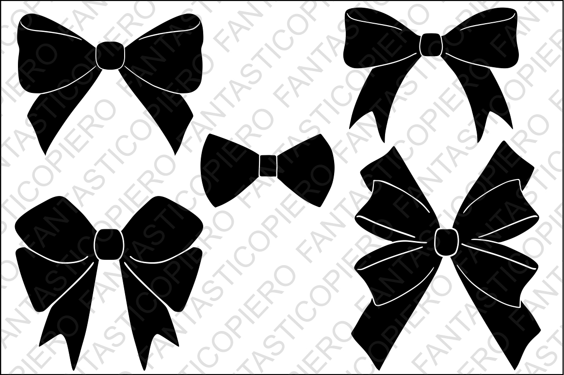Bows clipart png royalty free library Bows SVG files for Silhouette Cameo and Cricut. Bows clipart PNG included.  Gift Ribbon SVG, Bow Tie svg, Bowtie svg, Bow svg Files png royalty free library