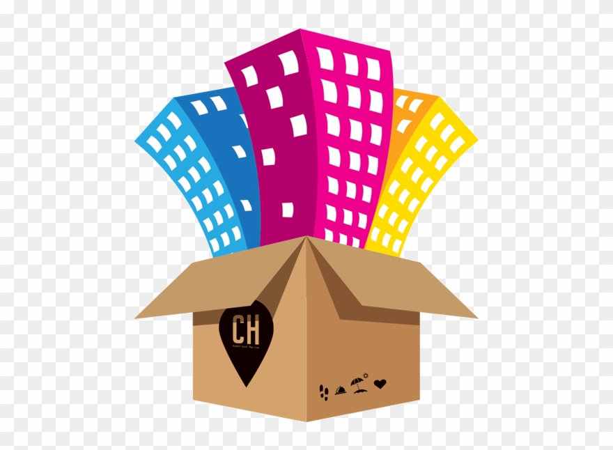 Box city clipart clip black and white stock Contact City Haul Box Clipart (#3808628) - PinClipart clip black and white stock