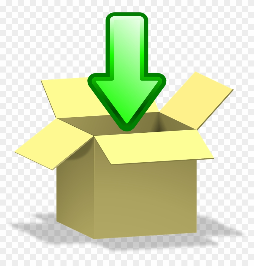 Box clipart icon png library stock Box Data Download Icon Save Png Image - Put In The Box Clipart ... png library stock