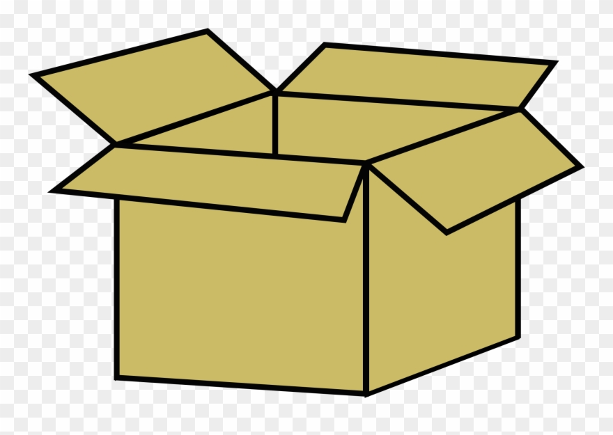 Box images clipart clipart free stock Big Image - Box Clipart - Png Download (#153474) - PinClipart clipart free stock