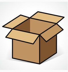Clipart boxes banner free download Cartoon Cardboard Boxes Clipart Vector Images (over 120) banner free download