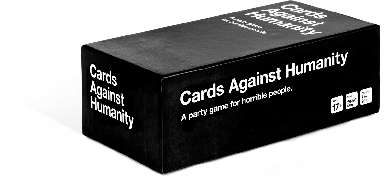 Box of cards black and white clipart clip free stock Cards Against Humanity Store clip free stock