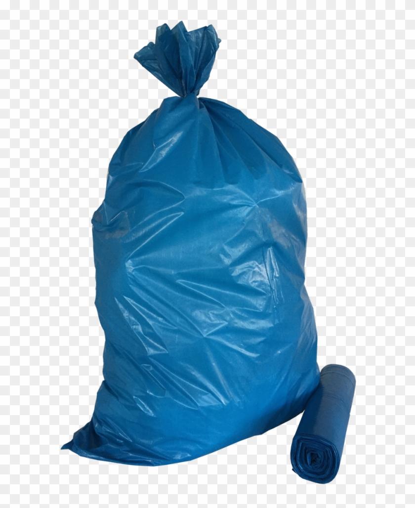 Box of garbage bag clipart vector black and white Trash Bag Png - Blue Garbage Bag Png, Transparent Png - 621x948 ... vector black and white