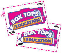 Box tops 4 education clipart jpg black and white download Box Tops for Education | Box Tops for Education jpg black and white download