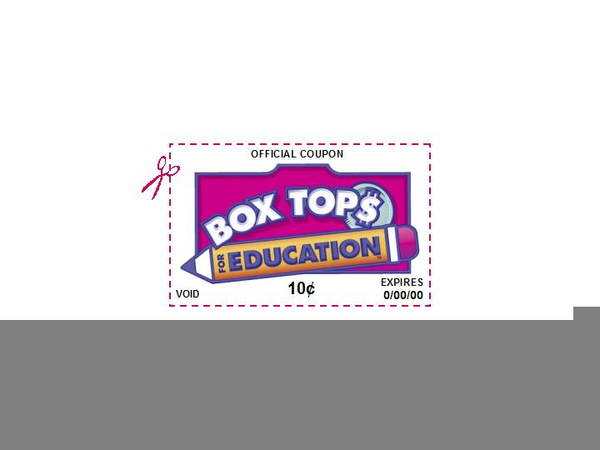 Box tops 4 education clipart clip free Clipart Box Tops Education | Free Images at Clker.com - vector clip ... clip free