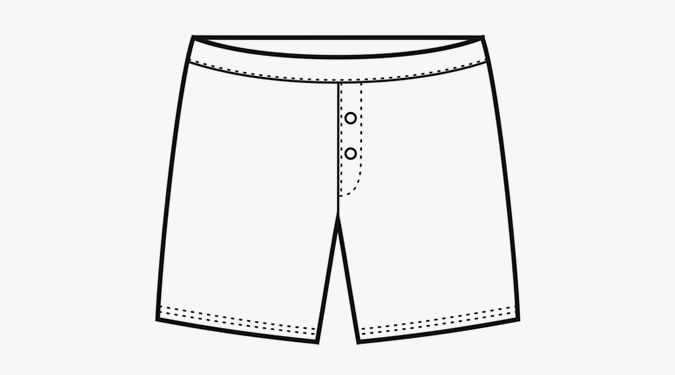 Boxer brief clipart banner freeuse download The Best Men\'s Underwear Guide You\'ll Ever Read   FashionBeans banner freeuse download