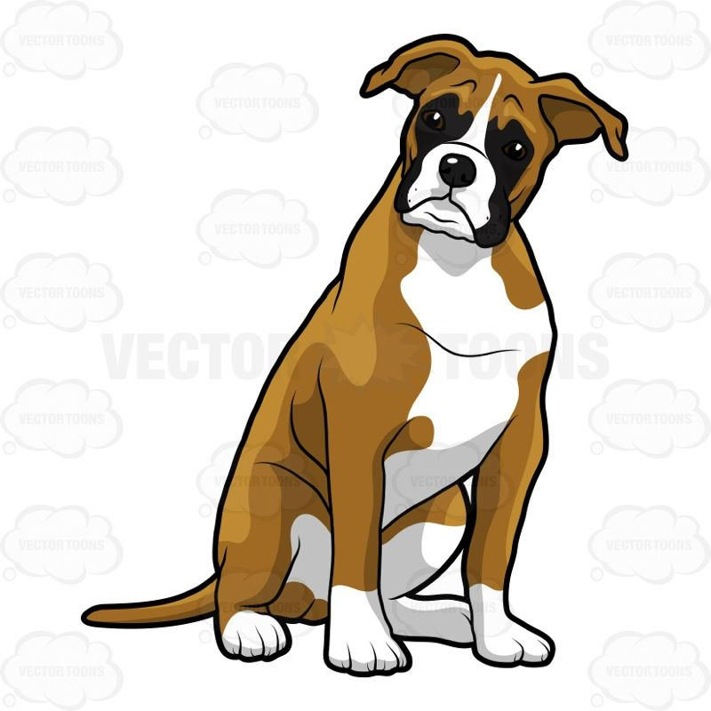Boxers dogs clipart picture transparent download Pin by Katie Garrett on My pet rocks   Boxer dog tattoo, Boxer dogs ... picture transparent download