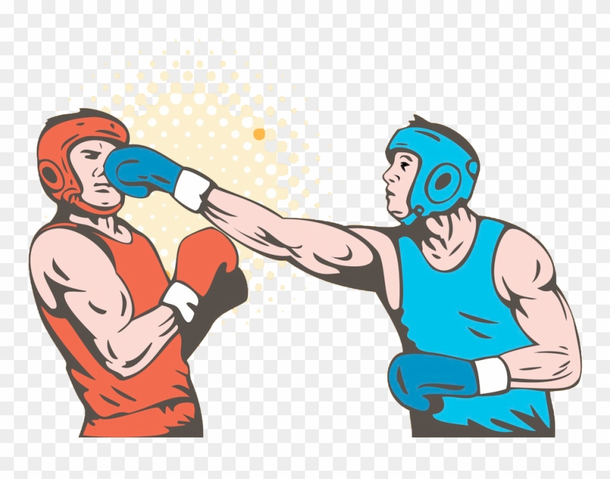 Boxing clipart free download royalty free library Banner Royalty Free Download Boxer Clipart Boxing Punch - Knockout ... royalty free library