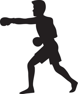 Boxing clipart free download black and white download Free Boxing Cliparts, Download Free Clip Art, Free Clip Art on ... black and white download