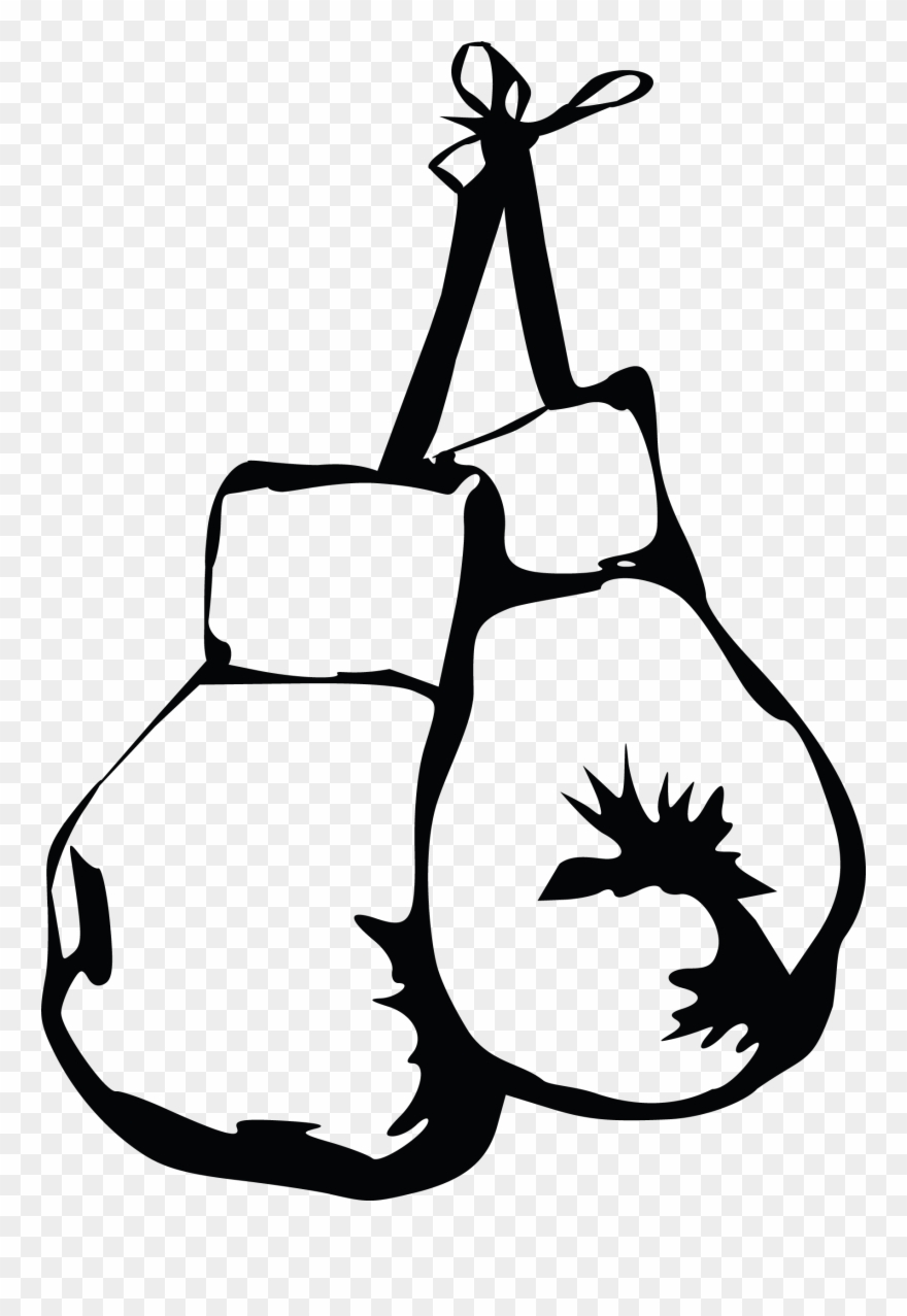 Boxing gloves free clipart picture download Boxing Glove Gloves Transprent Png Free - Boxing Gloves Black And ... picture download