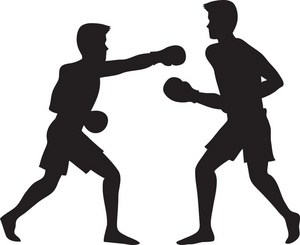 Boxing images clipart clip freeuse download Free boxing clipart » Clipart Portal clip freeuse download