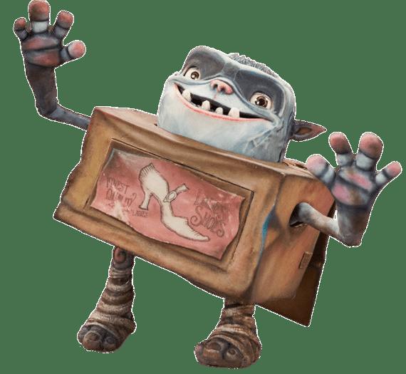 Boxtrolls clipart clip art free download Boxtroll Shoe transparent PNG - StickPNG clip art free download