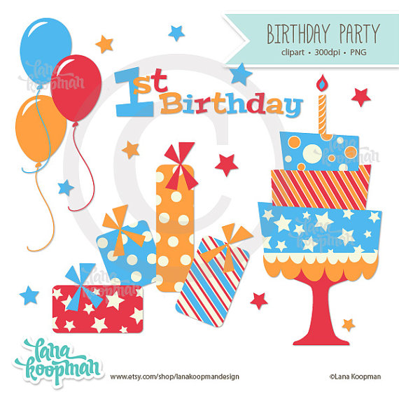 Boy 1st birthday clipart png png library library 1st Birthday Clipart - Clipart Kid png library library