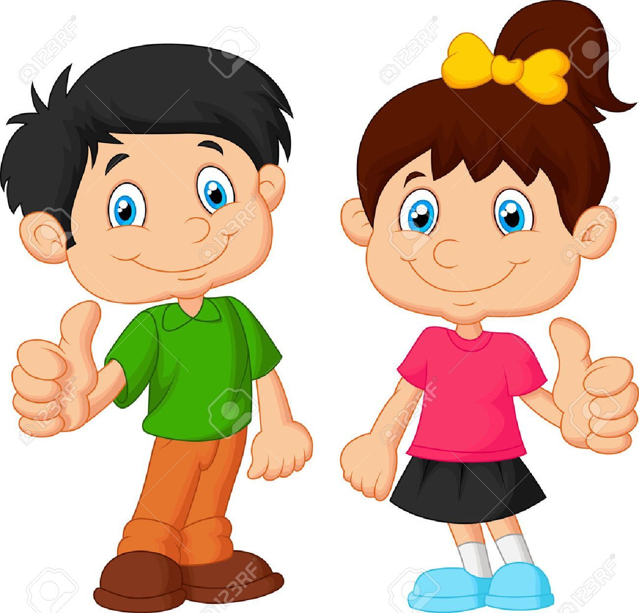 Boy and girl clipart free picture free library Boy and girl clipart free 5 » Clipart Portal picture free library
