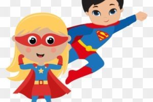 Boy and girl superhero clipart picture download Boy and girl superhero clipart 2 » Clipart Portal picture download