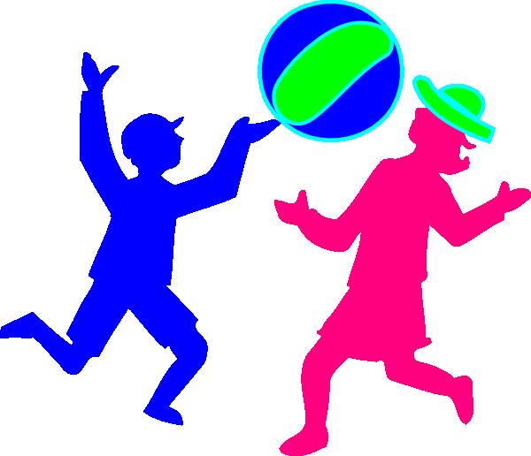 Boy basketball player clipart jpg freeuse Boy And Girl Playing Ball Clip Art at Clker.com - vector clip art ... jpg freeuse