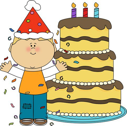 Boy birthday cake clip art black and white stock Birthday boy clipart - ClipartFest black and white stock