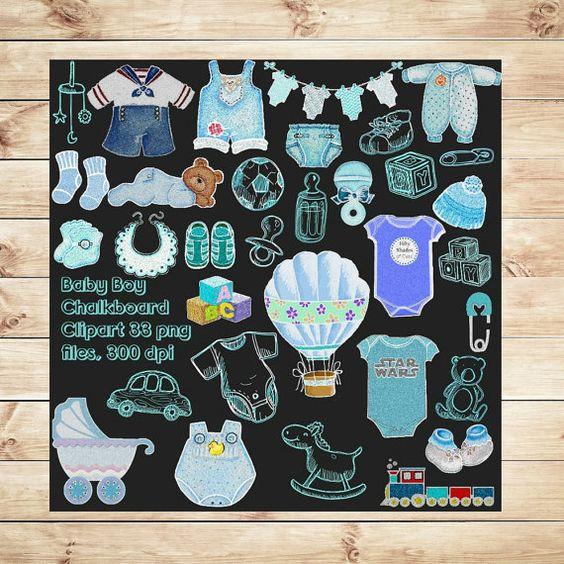 Boy chalkboard clipart royalty free stock Chalkboard clipart, Baby boy and Chalkboards on Pinterest royalty free stock