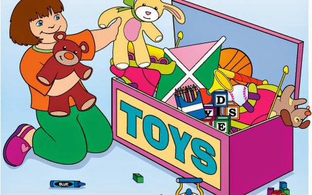 Girl toys clipart vector Free Clean Toys Cliparts, Download Free Clip Art, Free Clip Art on ... vector