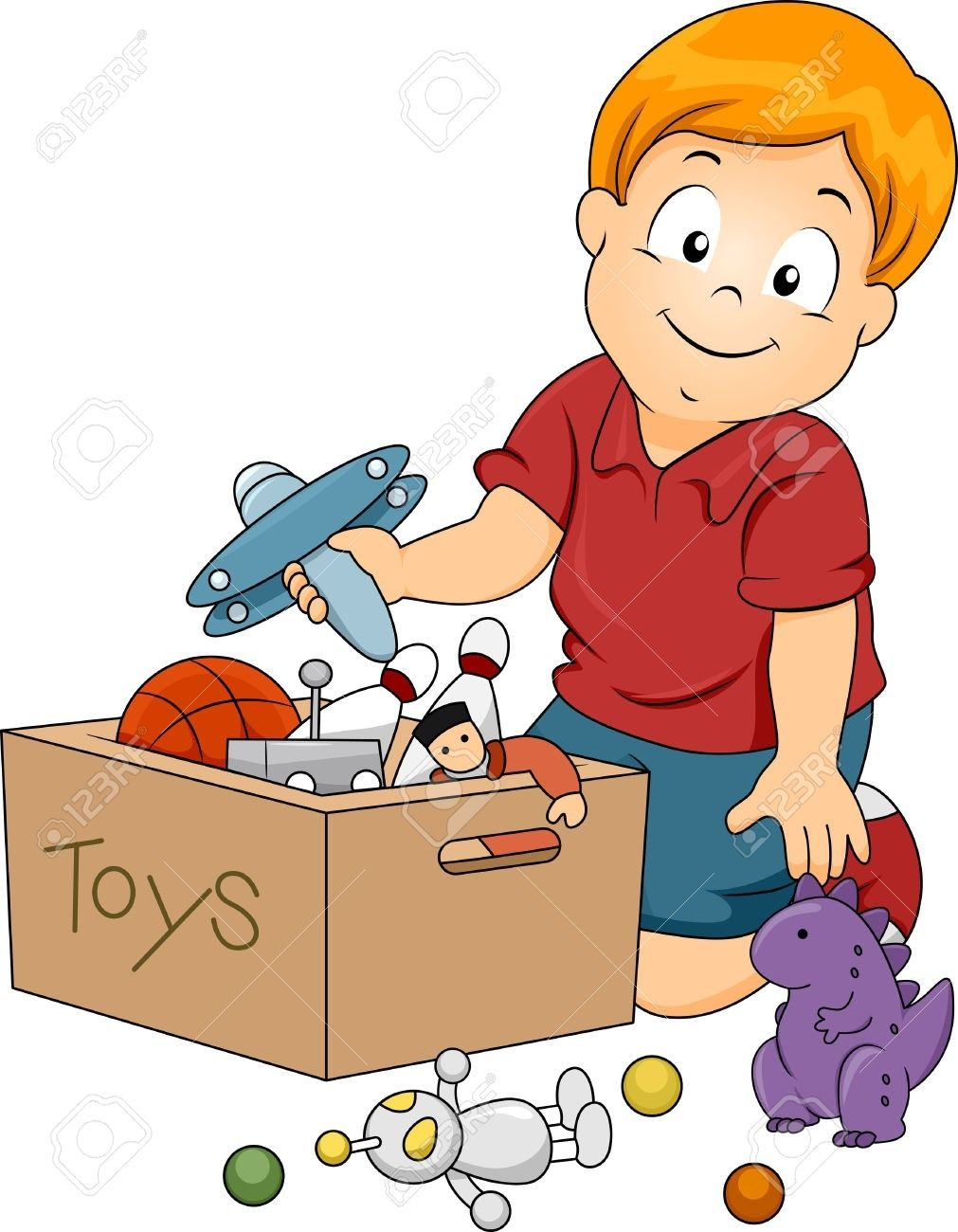 Boy clean up toys clipart graphic freeuse stock Kids Cleaning Up Toys Clipart - Clipartxtras within Kids Cleaning Up ... graphic freeuse stock