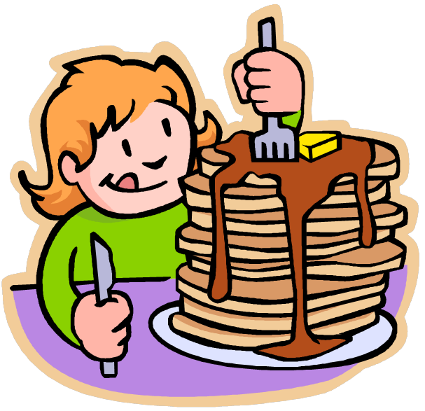 Pajama day at school clipart vector download 28+ Collection of Eating Pancakes Clipart | High quality, free ... vector download