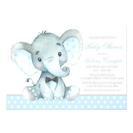 Boy elephant baby shower clipart vector free library baby boy elephant – soffe one vector free library