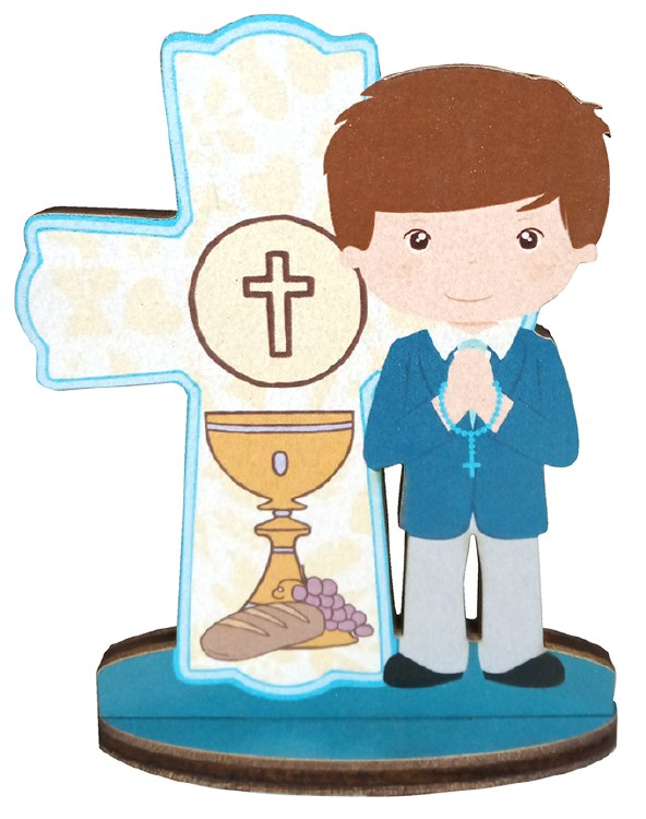 First communion boy clipart picture freeuse download Boy First Holy Communion Blessings Cross picture freeuse download