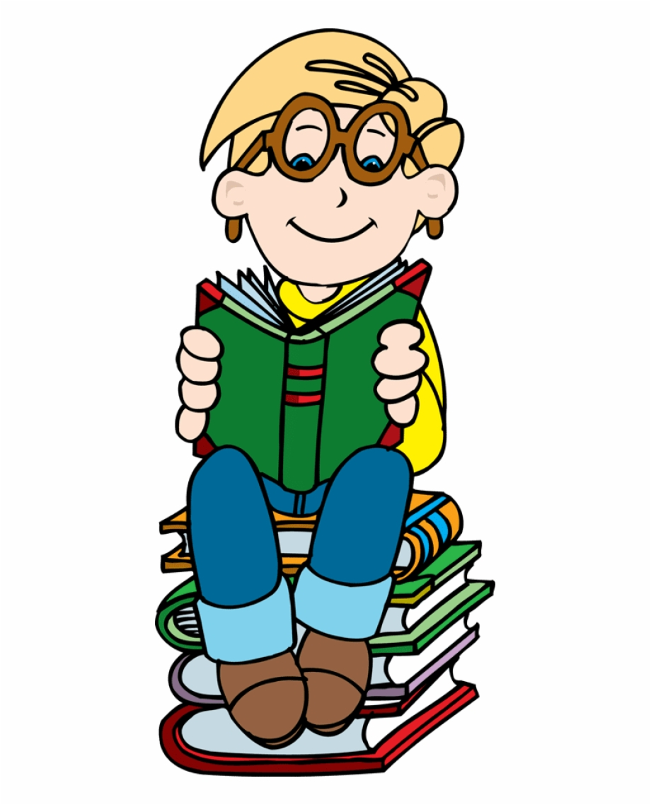 Boy girl reading clipart graphic transparent library Girl Reading Book Clip Art - Free Clipart Boy Reading Book Free PNG ... graphic transparent library