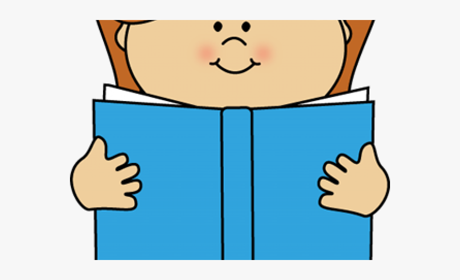 Boy girl reading clipart picture freeuse Girl Reading A Book Clipart - Boy Reading Clip Art , Transparent ... picture freeuse