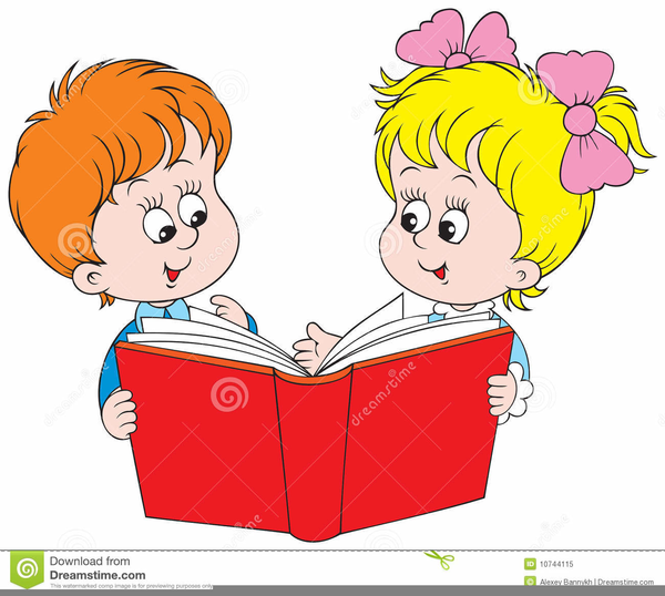 Boy girl reading clipart royalty free Girl Reading Clipart   Free Images at Clker.com - vector clip art ... royalty free