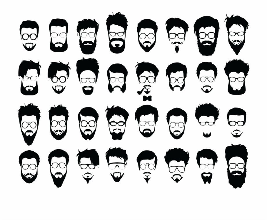 Boy hair style clipart banner free library Bald With Mustache Styles , Png Download - Hair Style Boys Clipart ... banner free library