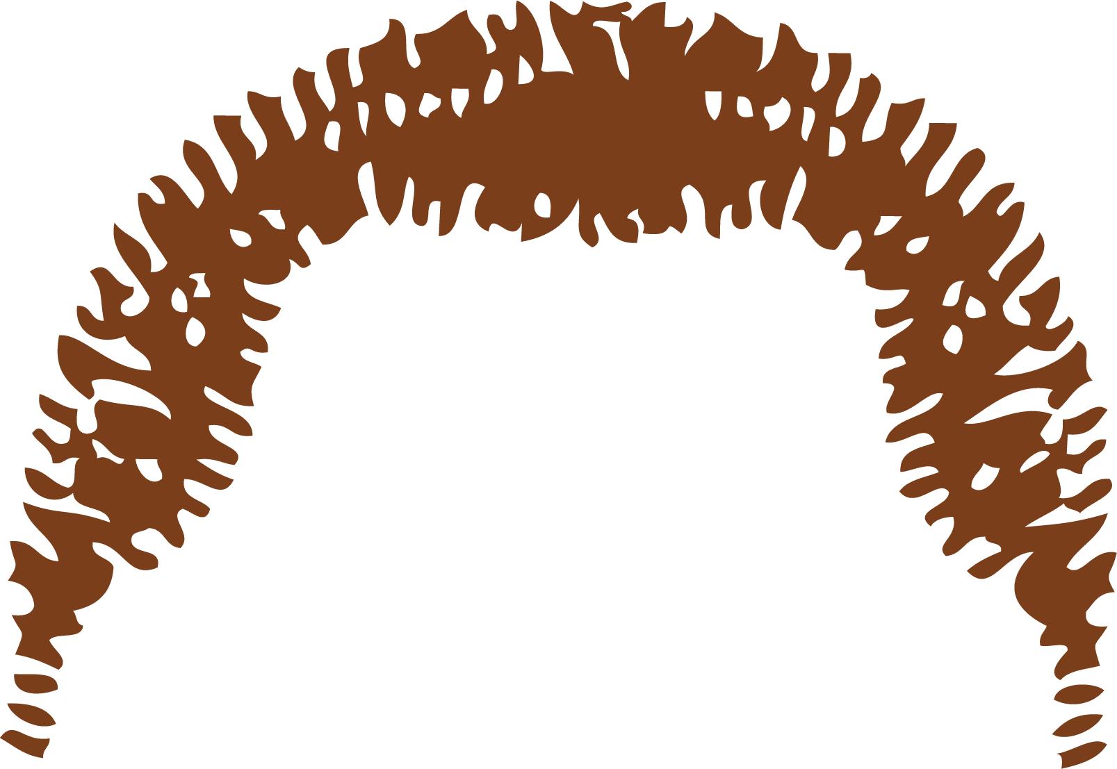 Boy hair wig clipart vector freeuse stock Boy hair clipart wigs - Clip Art Library vector freeuse stock
