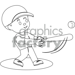 Hit clipart black and white image library download hitting clipart - Royalty-Free Images | Graphics Factory image library download
