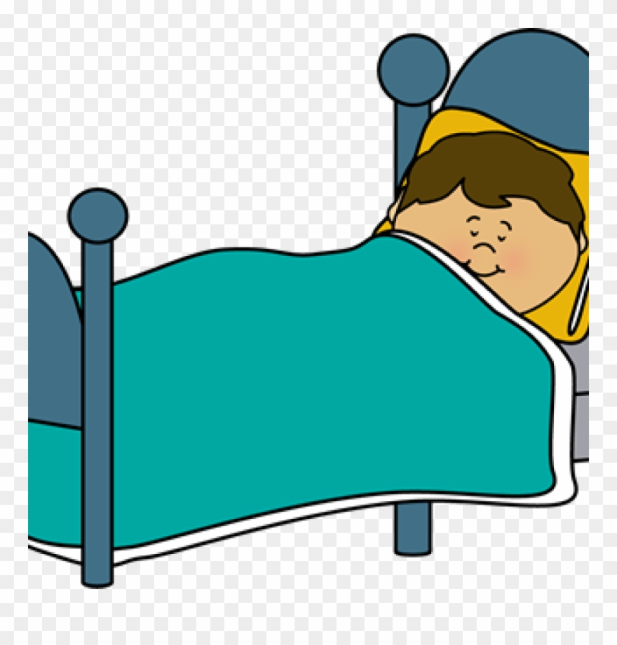 Slee clipart clipart freeuse library Png Library Sleep Clipart - Boy Sleeping On The Bed Clipart ... clipart freeuse library