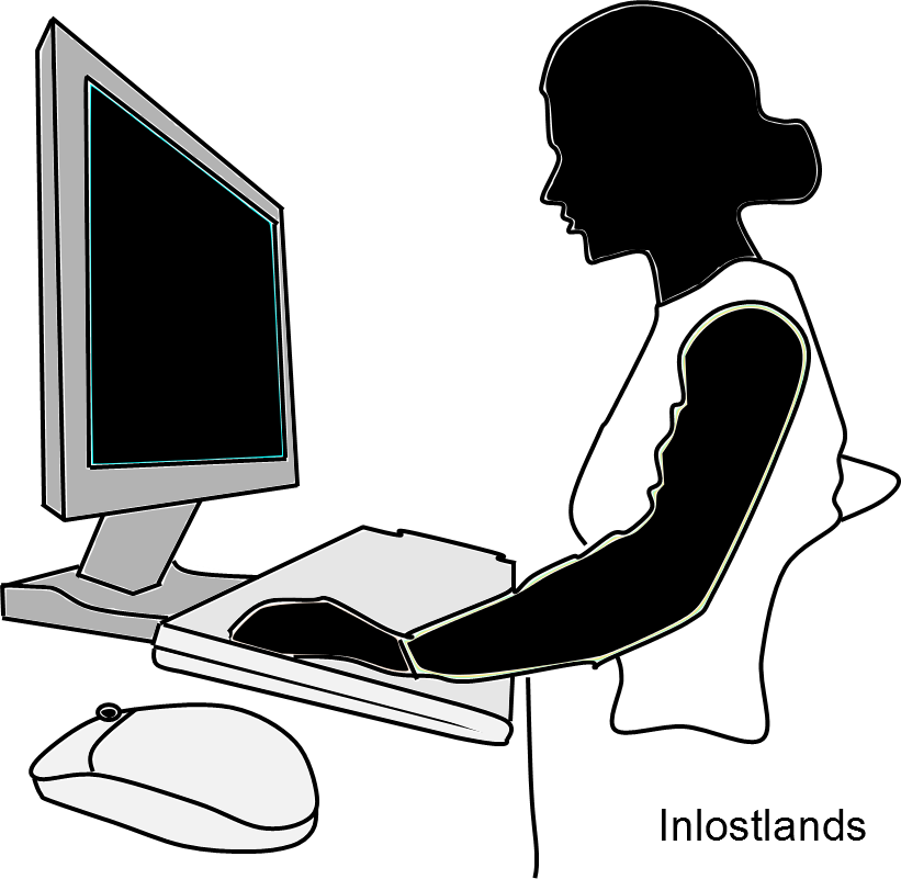 Boy in front of a computer clipart clip art download Free Person Using A Computer, Download Free Clip Art, Free Clip Art ... clip art download