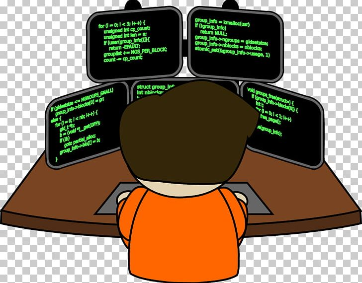 Boy in front of a computer clipart clipart black and white library Computer Programming Programmer PNG, Clipart, Brand, Clip Art, Coder ... clipart black and white library