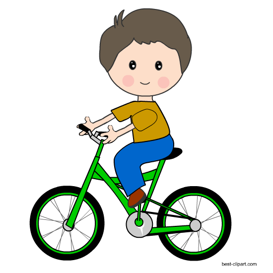 Boy on a bike clipart clip art library download Boy riding bike clipart clipart images gallery for free download ... clip art library download
