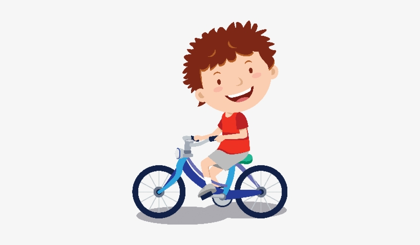 Boy on a bike clipart clip black and white stock Download Free Printable Clipart And Coloring Pages - Boy On Bike ... clip black and white stock