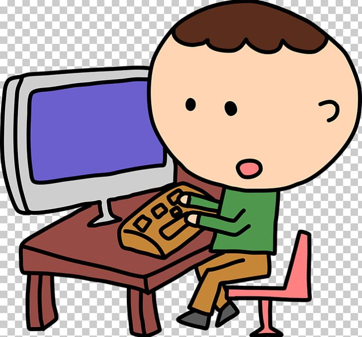 Boy on computer clipart image freeuse download Computer Child PNG, Clipart, Area, Artwork, Boy, Child, Clip Free ... image freeuse download