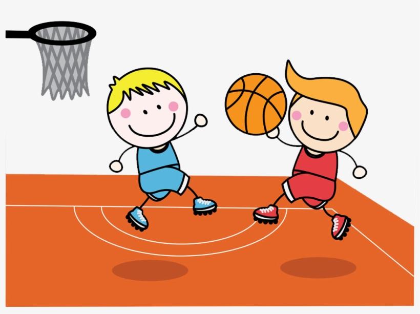 Children playing ball clipart clip Basketball Child Clip Art - Playing Basketball Clip Art - Free ... clip