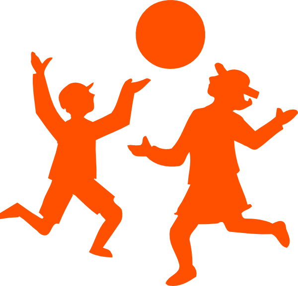Kids playing basketball clipart free vector freeuse stock Kids Playing Outside Clipart at GetDrawings.com | Free for personal ... vector freeuse stock