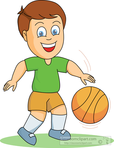 Boy playing clipart banner library stock Basketball Boy Playing Clipart Free Best On Transparent Png - AZPng banner library stock