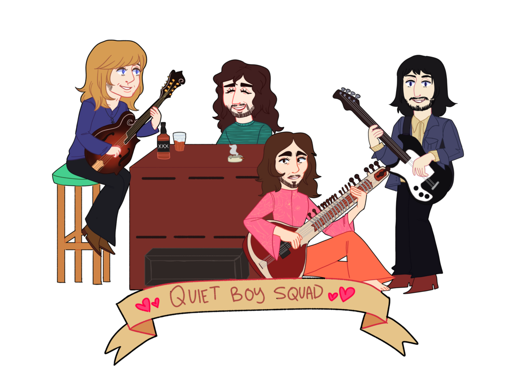 Boy rock star clipart banner library the quiet boys of classic rock by hamsterboygenius on DeviantArt banner library