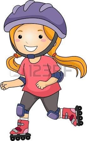 Boy roller skating clipart clipart freeuse library Roller Skating Clipart Group with 66+ items clipart freeuse library