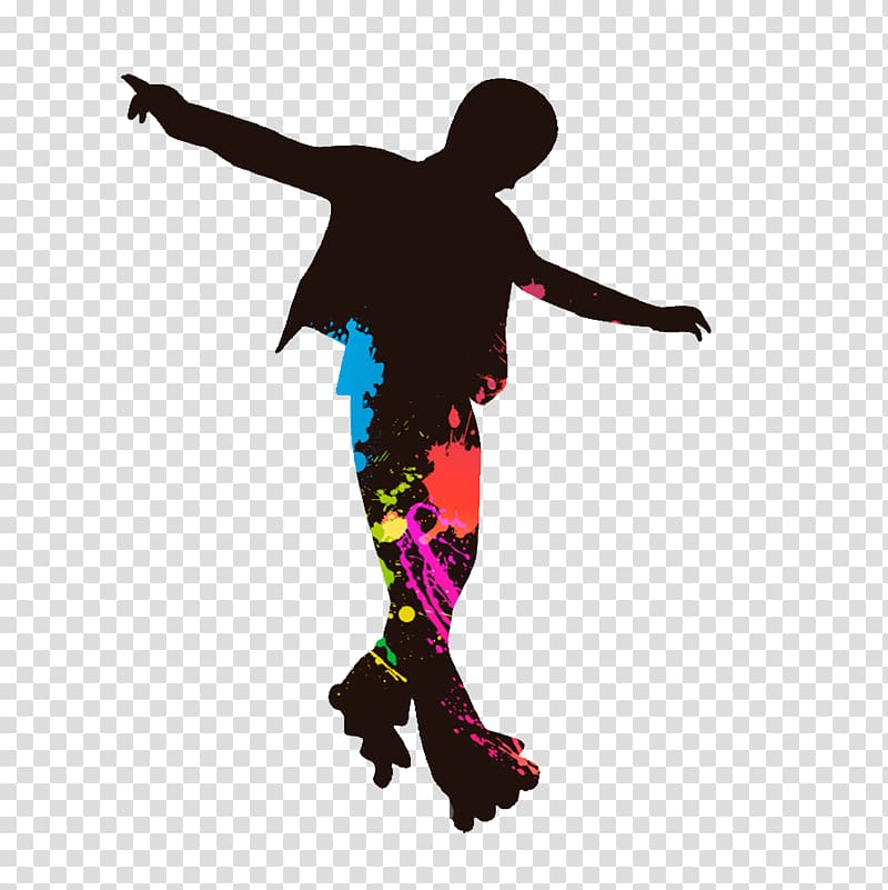 Boy roller skating clipart graphic freeuse stock Roller skating Skateboard, Roller skating boy transparent background ... graphic freeuse stock