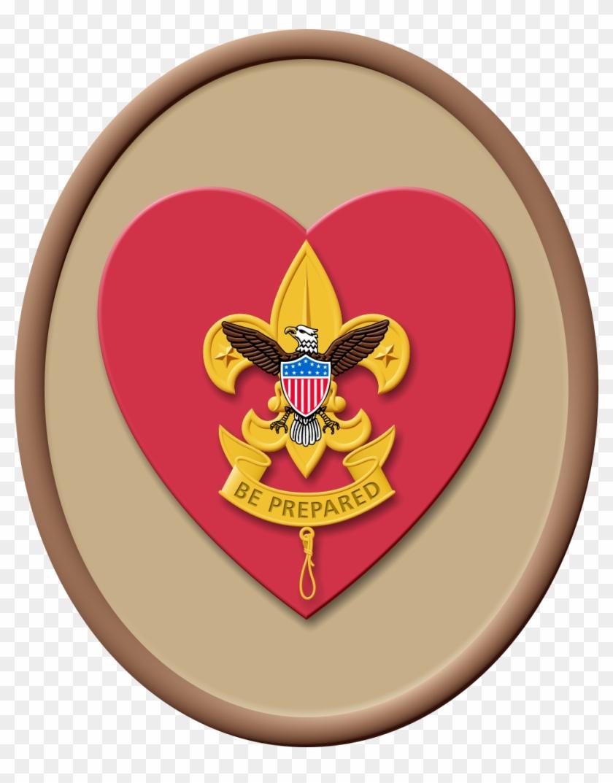 Boy scout rank badges clipart
