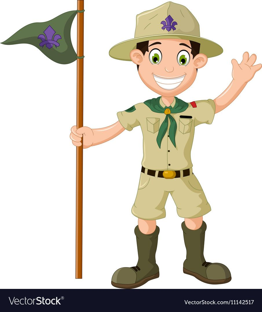 Boy scout cartoon clipart picture free stock Pin by pipitnatali on kartun | Boy scouts, Cartoon, Cute boys picture free stock