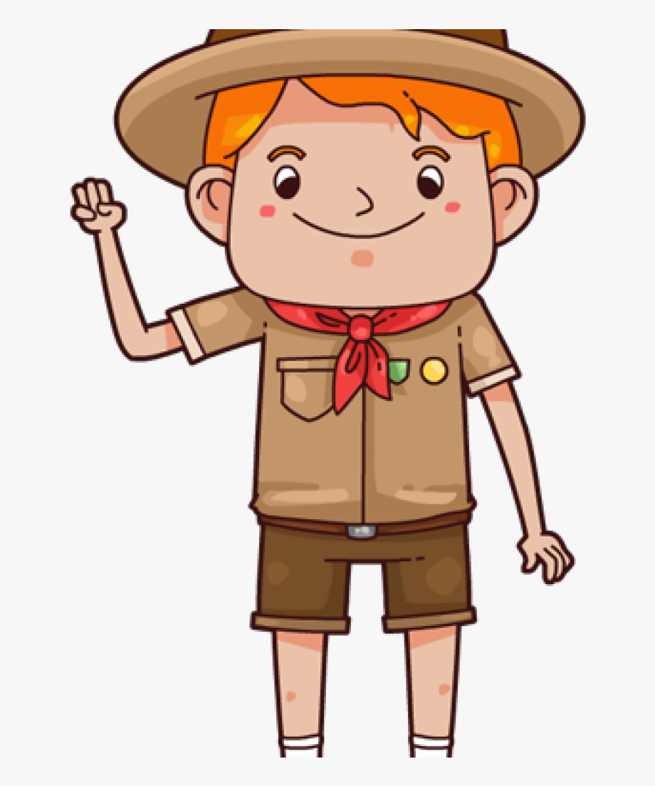 Boy scout cartoon clipart graphic freeuse library Boy Scout Clip Art - Boy Scouts Transparent, Cliparts & Cartoons ... graphic freeuse library